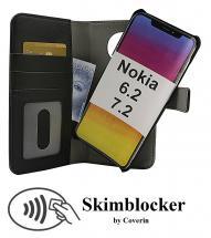 Skimblocker Magnet Wallet Nokia 6.2 / 7.2
