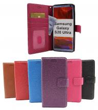New Standcase Wallet Samsung Galaxy S20 Ultra (G988B)