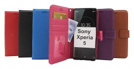New Standcase Wallet Sony Xperia 5