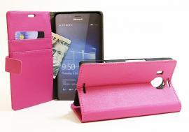 Standcase wallet Microsoft Lumia 950 XL
