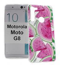 TPU Designcover Motorola Moto G8