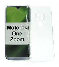 TPU Mobilcover Motorola One Zoom