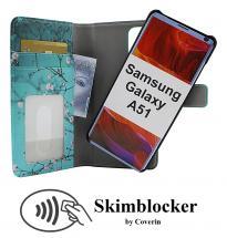 Skimblocker Magnet Designwallet Samsung Galaxy A51 (A515F/DS)