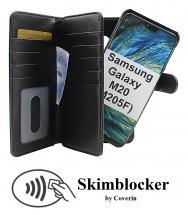 Skimblocker XL Magnet Wallet Samsung Galaxy M20 (M205F)