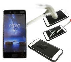 Full Frame Glasbeskyttelse Nokia 8