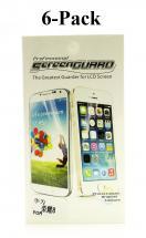 6-Pack Skærmbeskyttelse Huawei Honor 8