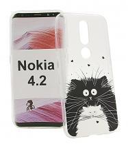TPU Designcover Nokia 4.2