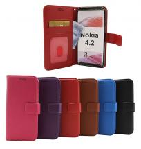 New Standcase Wallet Nokia 4.2