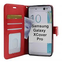 Crazy Horse Wallet Samsung Galaxy XCover Pro (G715F/DS)