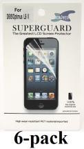 Skærmbeskyttelse LG Optimus L9 II (D605)