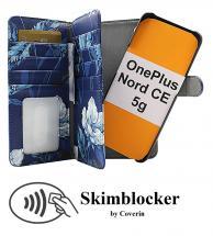 Skimblocker XL Magnet Designwallet OnePlus Nord CE 5G