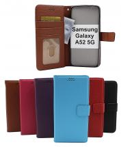 New Standcase Wallet Samsung Galaxy A52 / A52 5G / A52s 5G