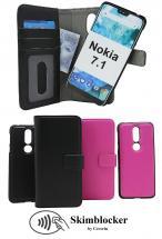 Skimblocker Magnet Wallet Nokia 7.1