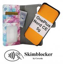 Skimblocker Magnet Designwallet OnePlus Nord CE 5G