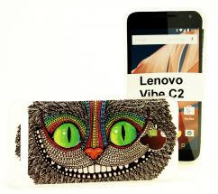 TPU Designcover Lenovo C2 Power