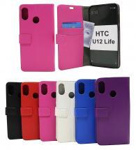 Standcase Wallet HTC U12 Life