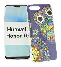 TPU Designcover Huawei Honor 10