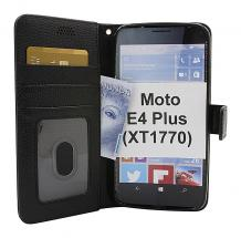 New Standcase Wallet Moto E4 Plus (XT1770 / XT1771)