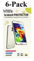 6-Pack Skærmbeskyttelse Motorola Moto Z Play