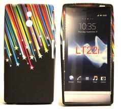 TPU Designcover Sony Xperia P (LT22i)