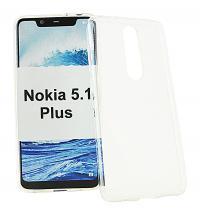TPU Mobilcover Nokia 5.1 Plus