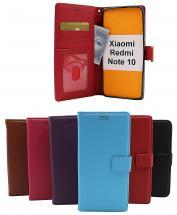 New Standcase Wallet Xiaomi Redmi Note 10