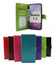 Crazy Horse Wallet Nokia 1.3