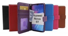 New Standcase Wallet Huawei Nova 5T