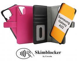 Skimblocker Magnet Wallet Samsung Galaxy A22 (SM-A225F/DS)