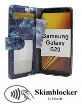 Skimblocker Designwallet Samsung Galaxy S20 (G980F)