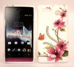 TPU Designcover Sony Xperia Miro (ST23i)