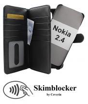 Skimblocker XL Magnet Wallet Nokia 2.4