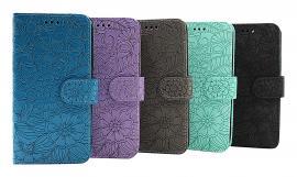 Flower Standcase Wallet iPhone 7 Plus / 8 Plus