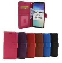 New Standcase Wallet Motorola One Action