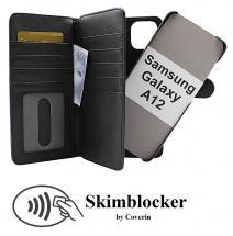 Skimblocker XL Magnet Wallet Samsung Galaxy A12