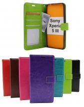 Crazy Horse Wallet Sony Xperia 5 III (XQ-BQ52)