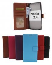 New Standcase Wallet Nokia 2.4