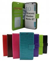 Crazy Horse Wallet Xiaomi Redmi Note 8T