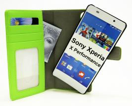 Magnet Wallet Sony Xperia X Performance (F8131)