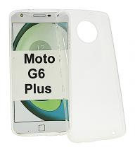 Ultra Thin TPU Cover Motorola Moto G6 Plus