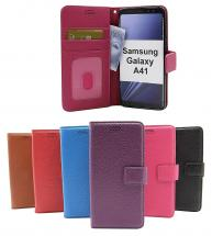 New Standcase Wallet Samsung Galaxy A41