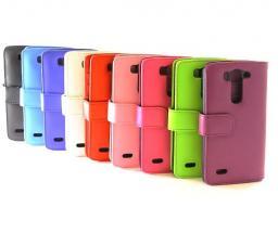 Mobiltaske med 3 lommer, LG G3 S (D722)