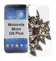 TPU Designcover Motorola Moto G9 Plus