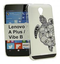 TPU Designcover Lenovo B / Vibe B (A2016a40)