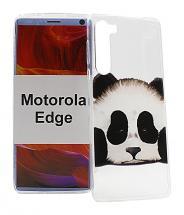 TPU Designcover Motorola Moto Edge