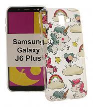 TPU Designcover Samsung Galaxy J6 Plus (J610FN/DS)