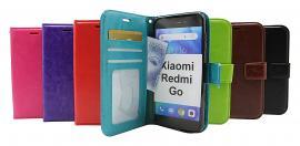 Crazy Horse Wallet Xiaomi Redmi Go