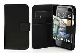 Standcase wallet HTC Desire 500