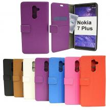 Standcase Wallet Nokia 7 Plus