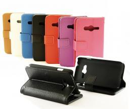 Standcase wallet Samsung Galaxy Trend 2 (SM-G313)